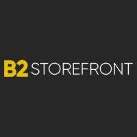 B2storefront logo