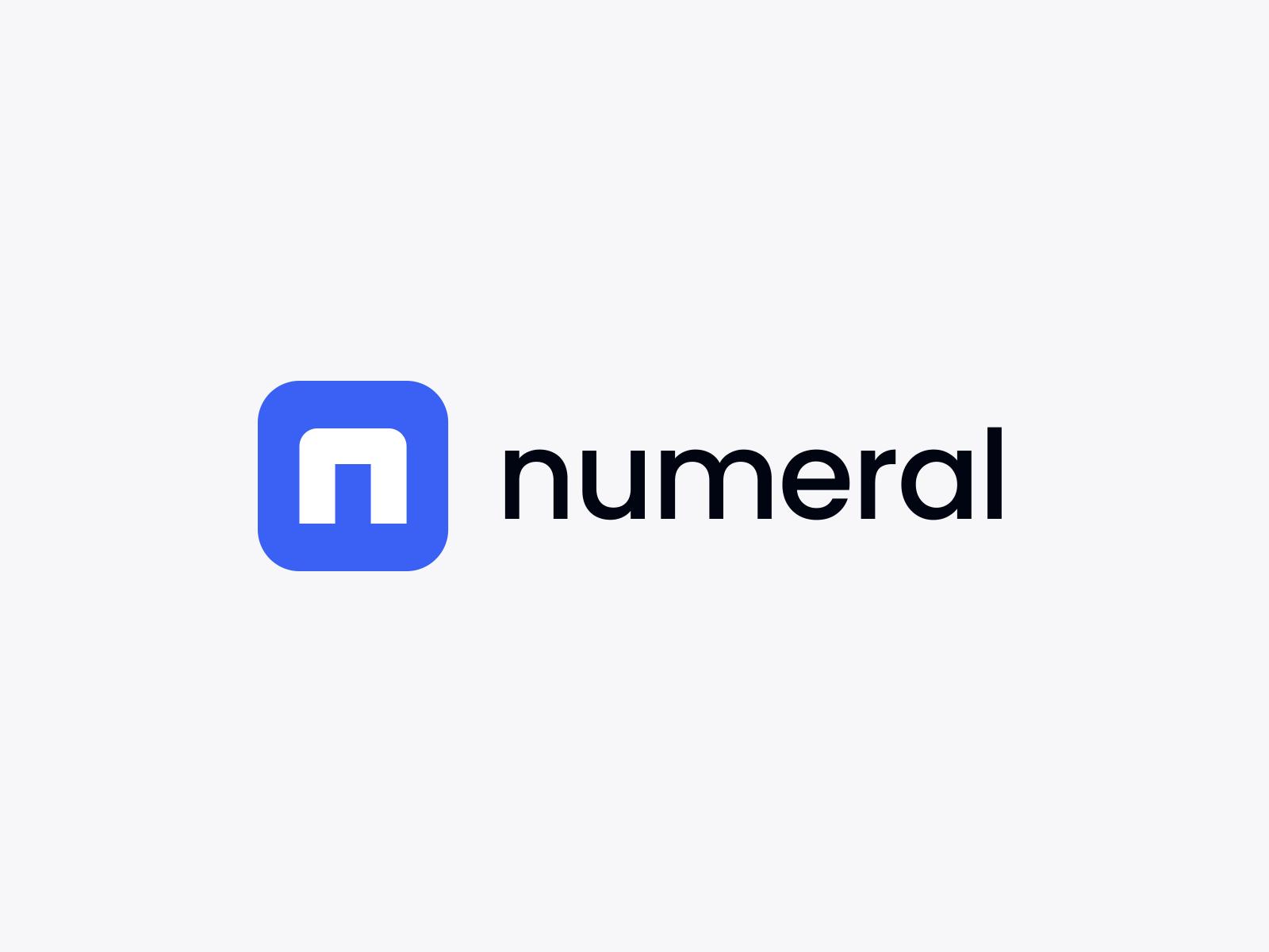 Numeral  logo
