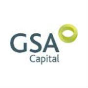 GSA Capital logo