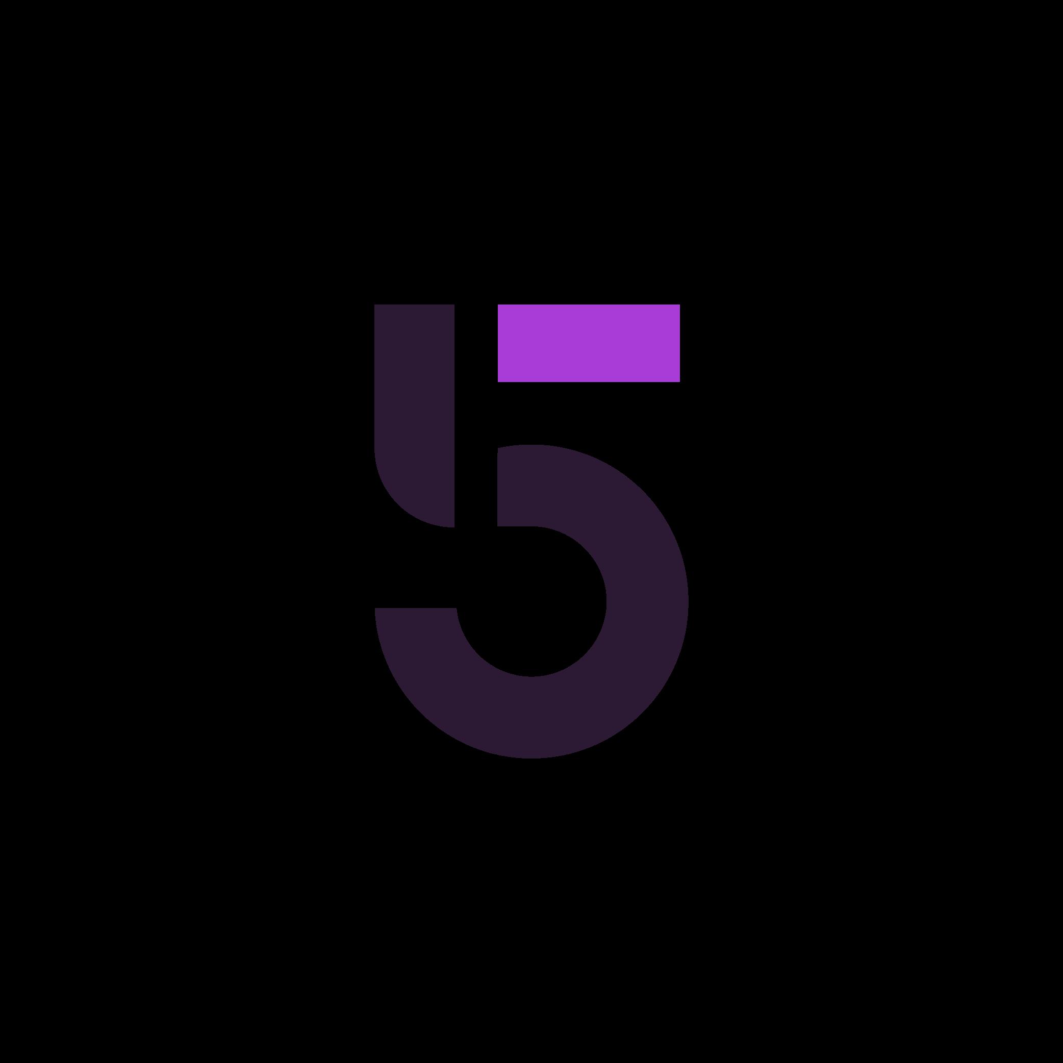 Five Binaries logo