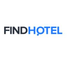 FindHotel logo