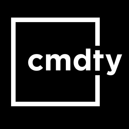 CMDTY logo