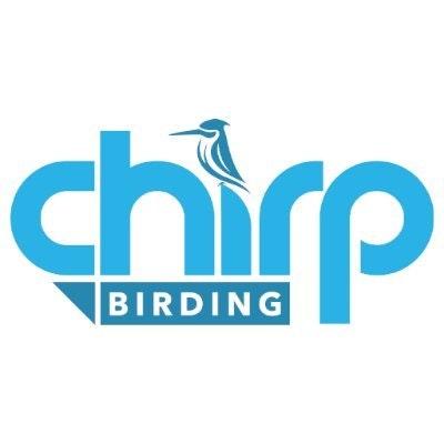 Chirp Birding logo